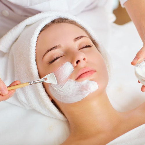 Add a Facial to Your Pedicure